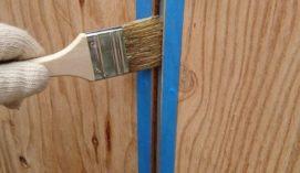 アパート大工及び塗装工事