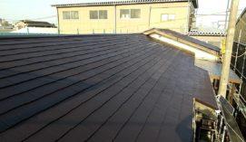 埼玉県戸田市 Y様邸 屋根塗装工事 東京都羽村市の住宅リフォーム・リノベーション会社です