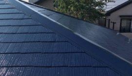 神奈川県相模原市 M様邸 屋根塗装工事 東京都羽村市の住宅リフォーム・リノベーション会社です