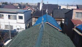埼玉県さいたま市 Y様邸 屋根葺き替え工事 東京都羽村市の住宅リフォーム・リノベーション会社です