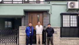 東久留米市 N様邸 大屋根塗装工事・棟板金交換工事 東京都羽村市の住宅リフォーム・リノベーション会社です