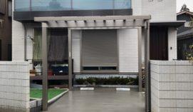 東村山市 W様邸 外構工事(カーポート、土間、花壇、人工芝) 東京都羽村市の住宅リフォーム・リノベーション会社です