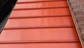 青梅市 M様邸 下屋根塗装工事 東京都羽村市の住宅リフォーム・リノベーション会社です