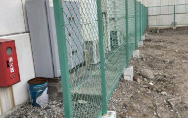 江戸川区 フェンス解体及び新規取付工事 東京都羽村市の住宅リフォーム・リノベーション会社です
